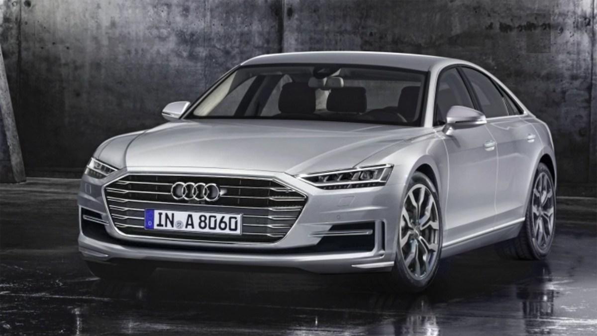 Το νέο Audi A8 – MLB