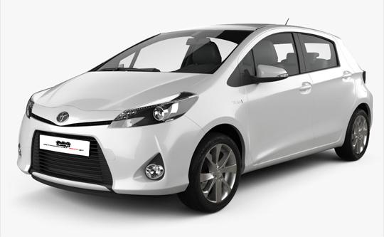 AUTOMATIC Toyota Yaris or similar
