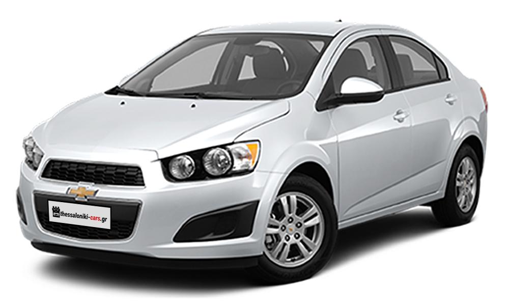 Chevrolet Aveo Sedan or similar