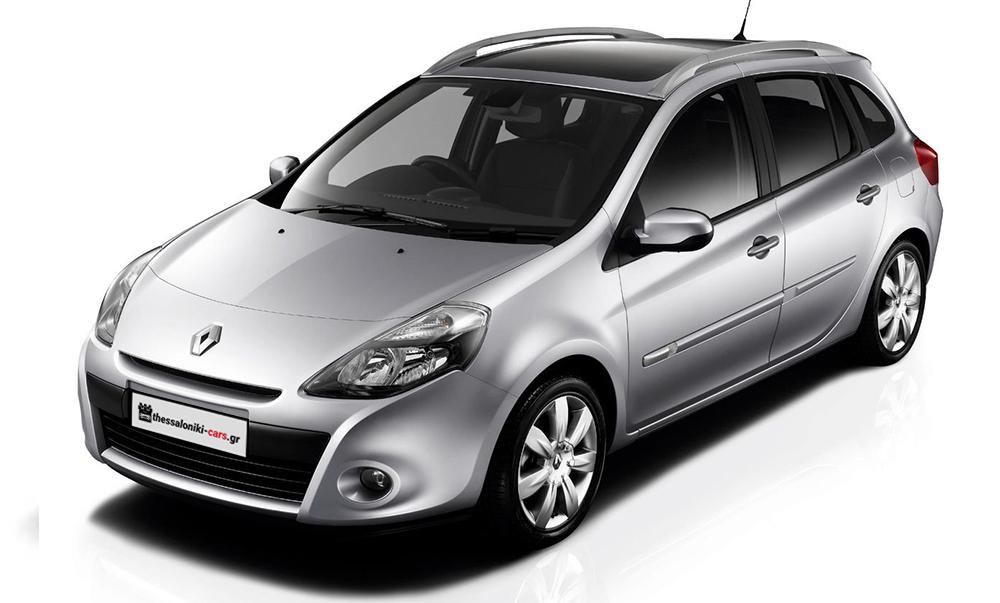 Renault Clio Grandtour or similar
