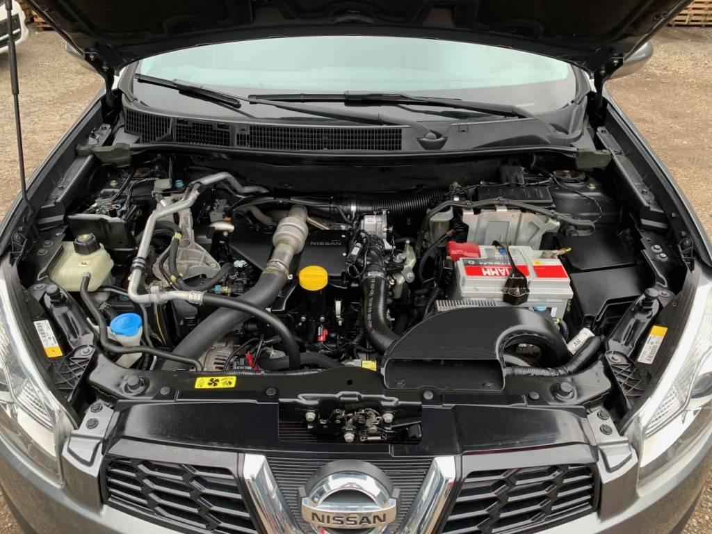 Nissan Qashqai 1.5 Diesel