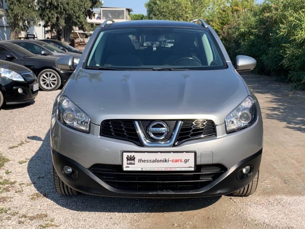 Nissan Qashqai dci