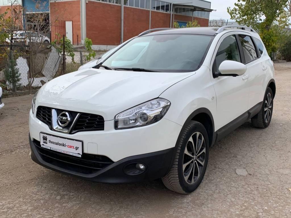 Nissan Qashqai +2