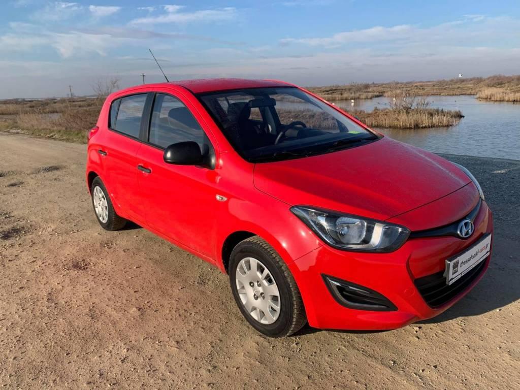 Hyundai i20 Red Special Edition