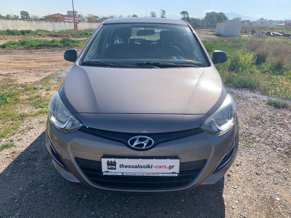 Hyundai I20 Dci