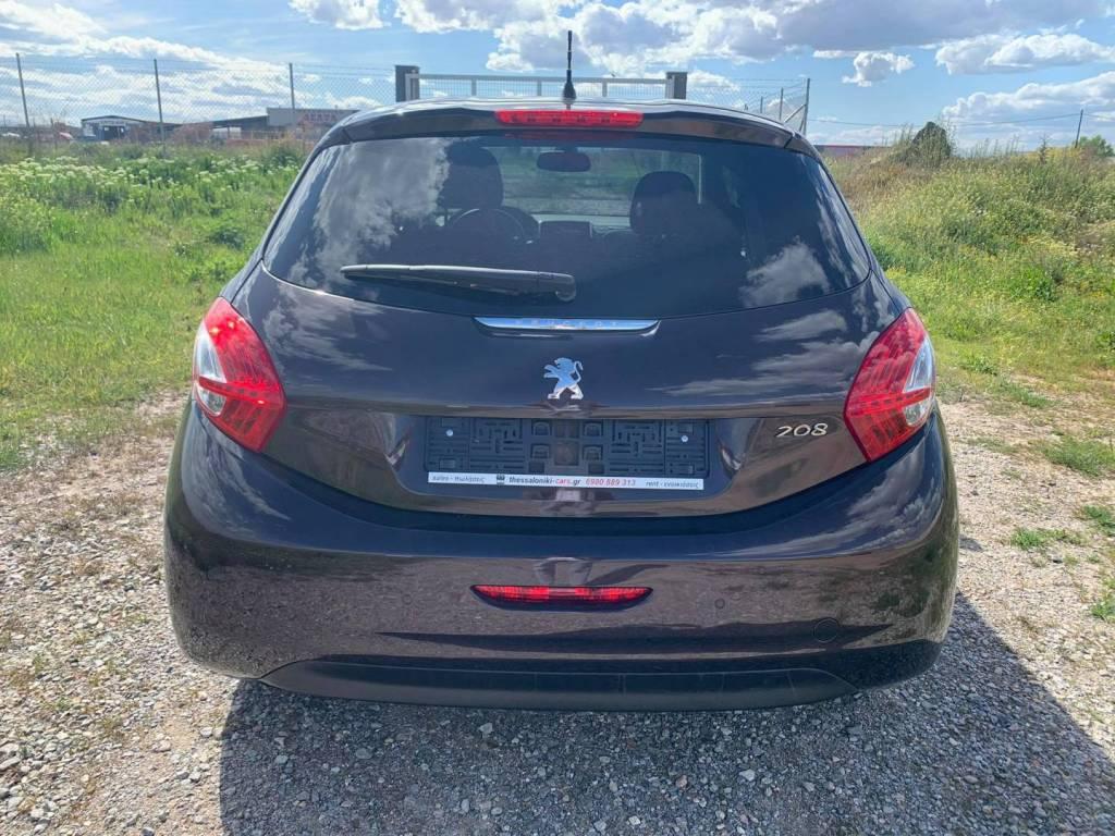 Peugeot 208 Αεριο