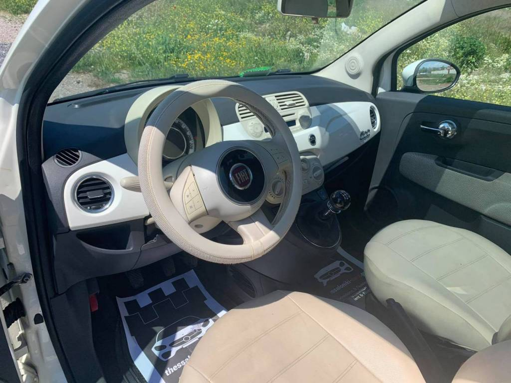 Fiat 500 Panorama