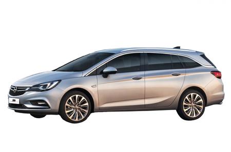 Opel Astra Caravan or similar