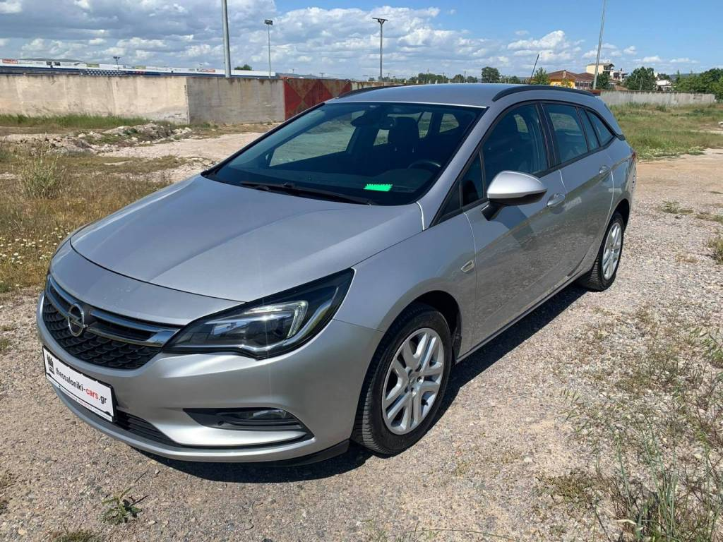 Opel Astra Caravan 1.6 Dci αυτόματο