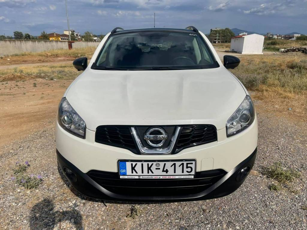 Nissan Qashqai 1.6 Αυτοματο